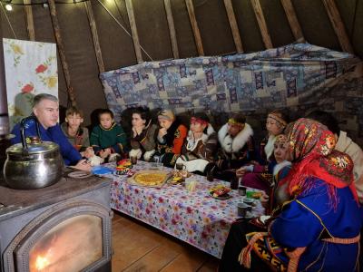 Интересы многодетных семей в центре внимания прокуратуры / Фото автора