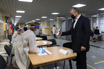 Выборы – выражение воли народа / Фото Екатерины Эстер