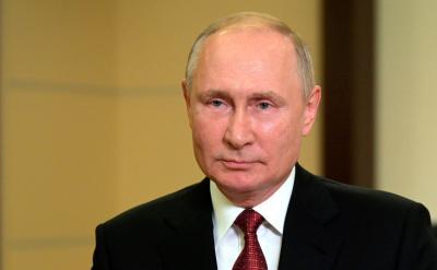Владимир Путин: Нам вместе предстоит сделать многое / Фото kremlin.ru